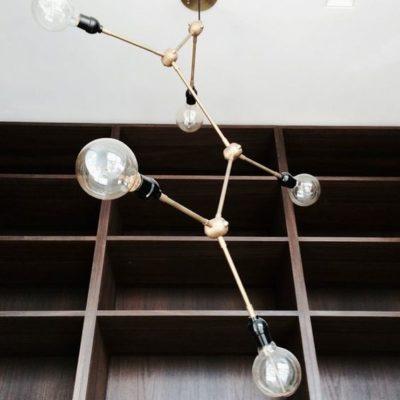 harrison chandelier