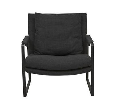 Elle Sleigh Lounge Chair 2