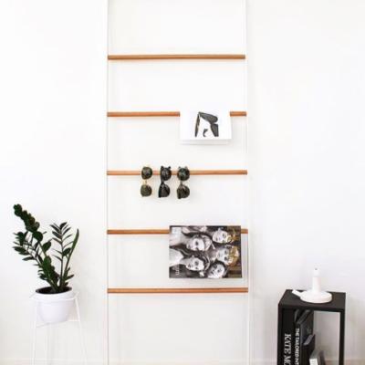 Menu - Ladder in Setting