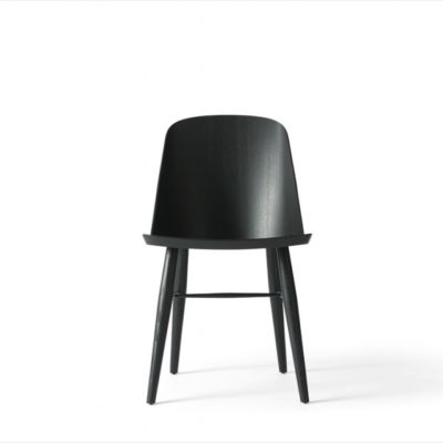 Menu Synnes Dining Chair Black Ash 1