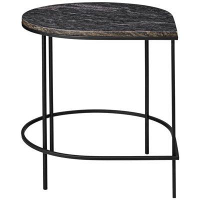 stilla table black