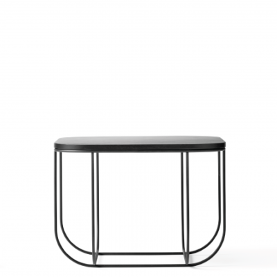 Menu - FUWL Cage Table Black:Ash