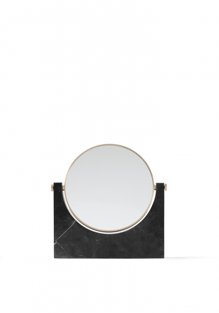 Menu - Pepe Marble Mirror Black
