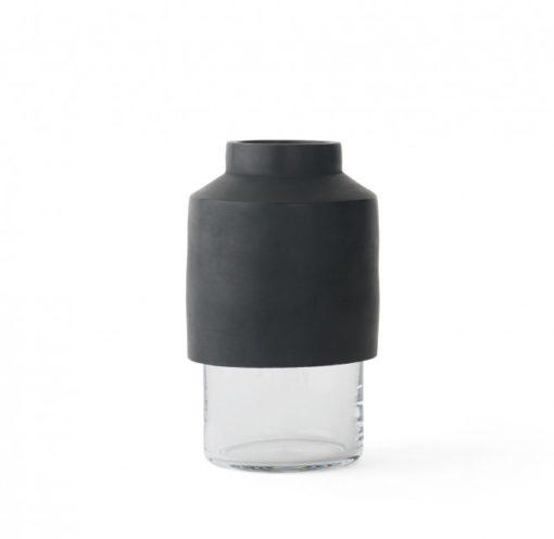 Menu - Willmann Vase Black