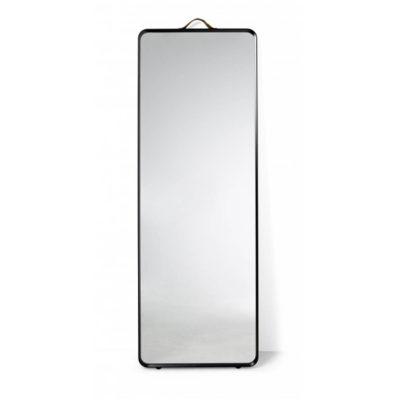 Norm Floor Mirror Black