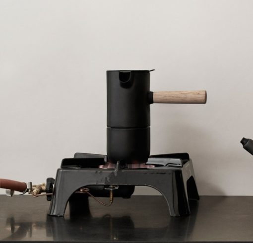 Stelton - Nordic Collar Espresso Brewer in Setting