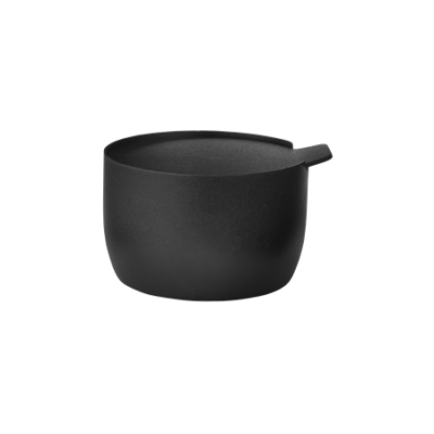 Stelton - Nordic Collar Sugar Bowl Black