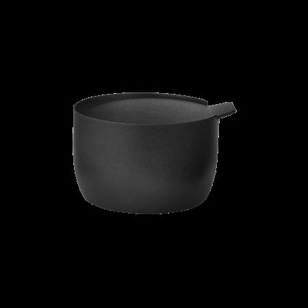 Stelton - Nordic Collar Sugar Bowl Black