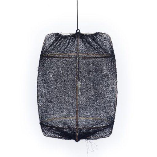 Black Sisal Pendant