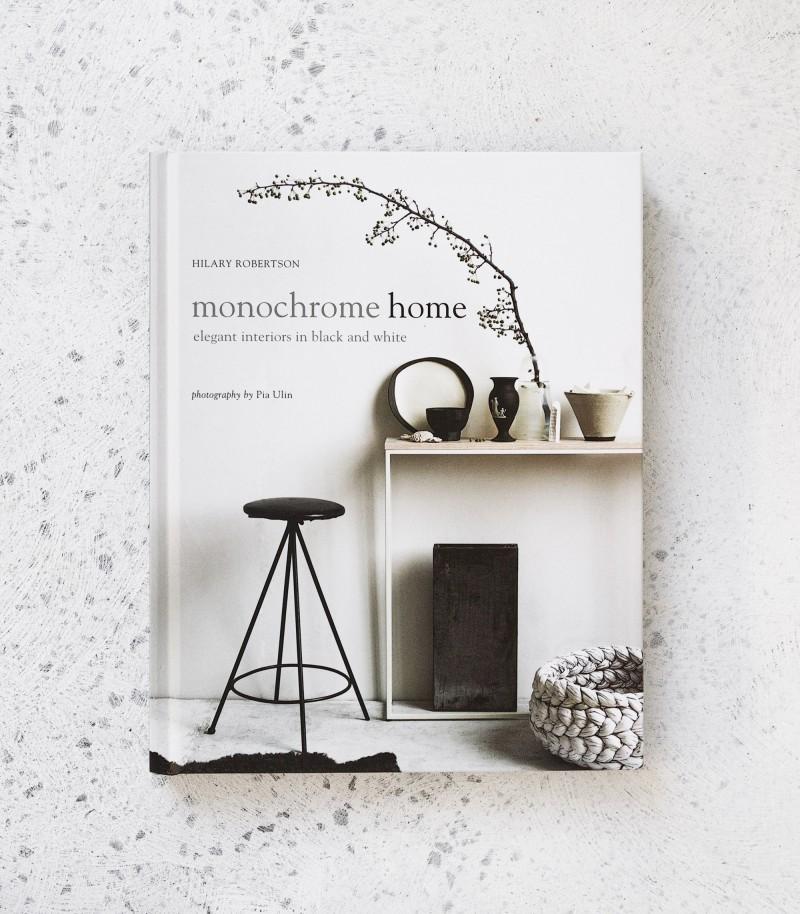 Monochrome Home Book