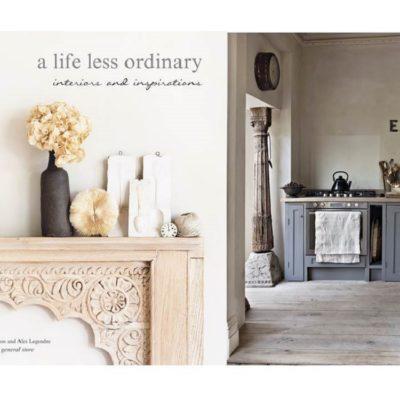 A-Life-Less-Ordinary-Book