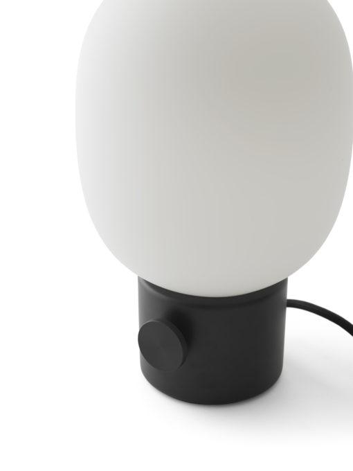 JWDA Black Lamp - Menu