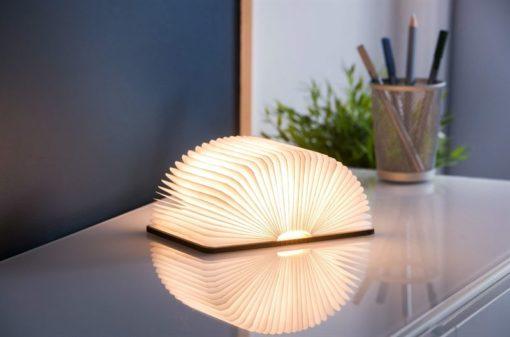 Mini Walnut Booklight