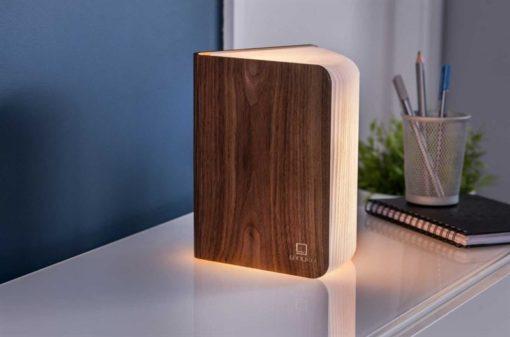 Walnut Smart LED Booklight